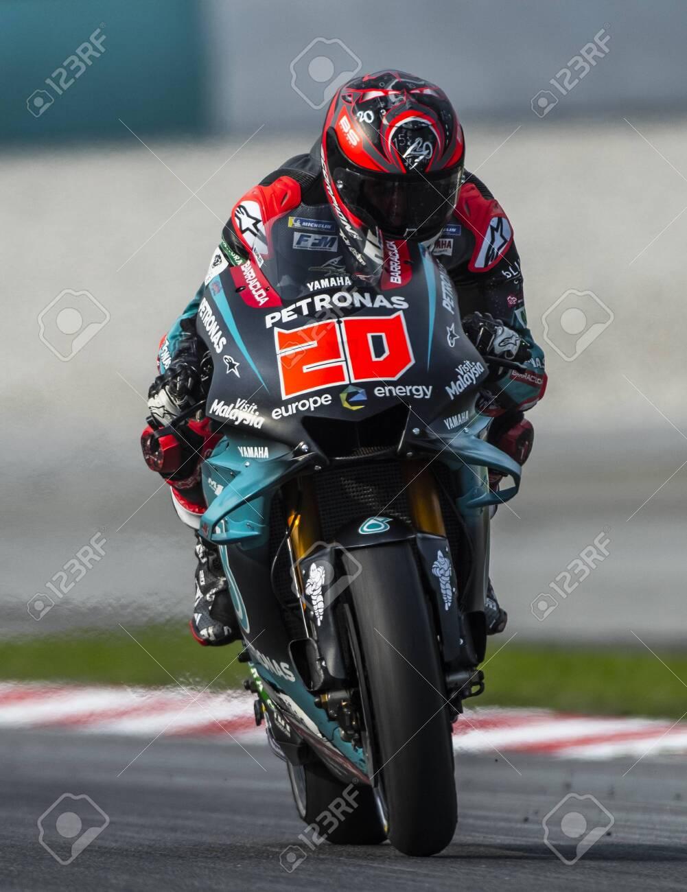 SEPANG MALAYSIA   FEBRUARY 06 2019 Fabio Quartararo Of France 1001x1300