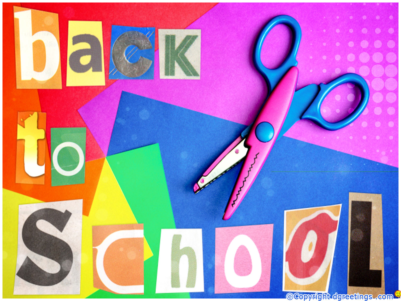 Back to School Wallpapers 1600x1200