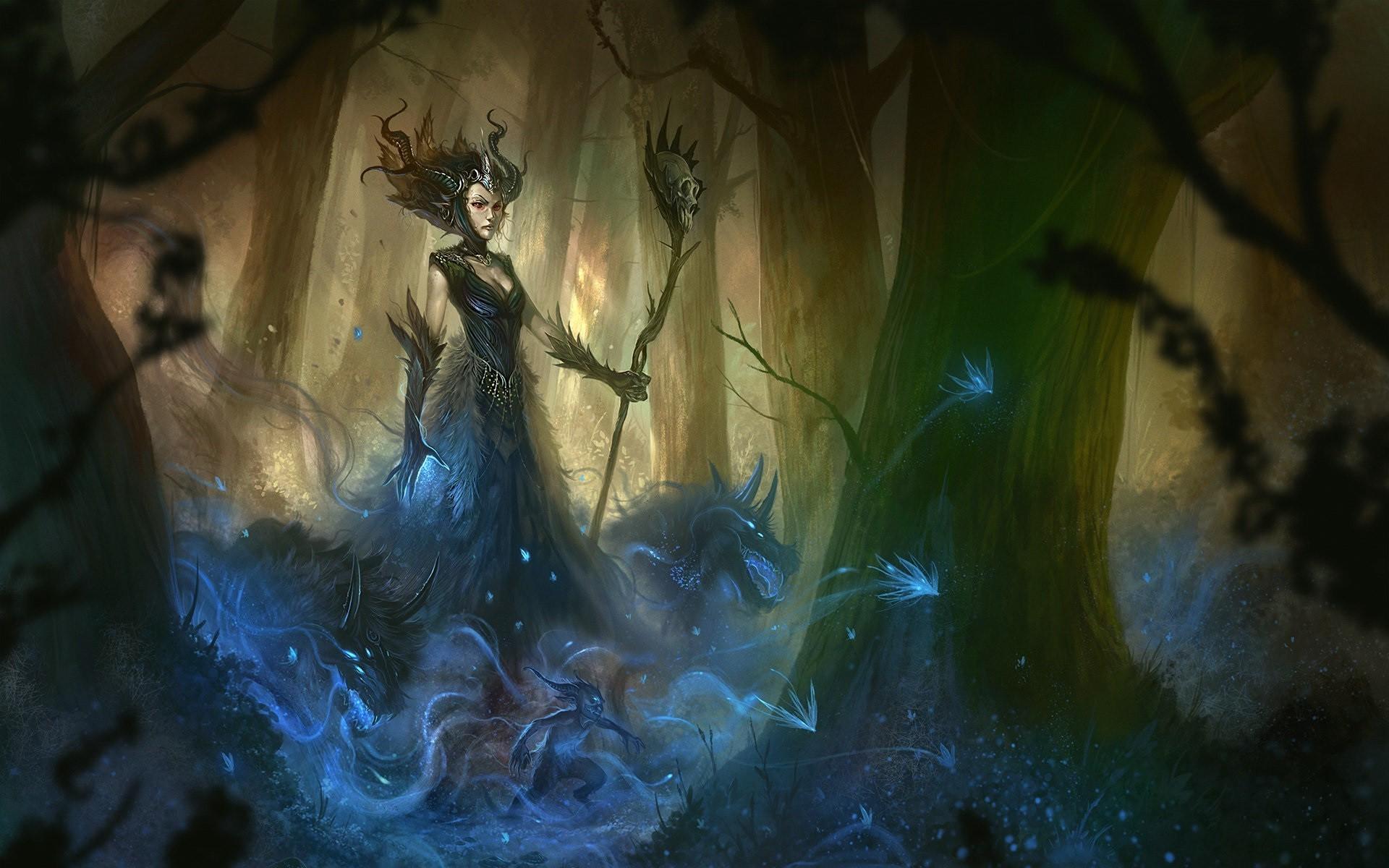 33 Maleficent Wallpapers On Wallpapersafari