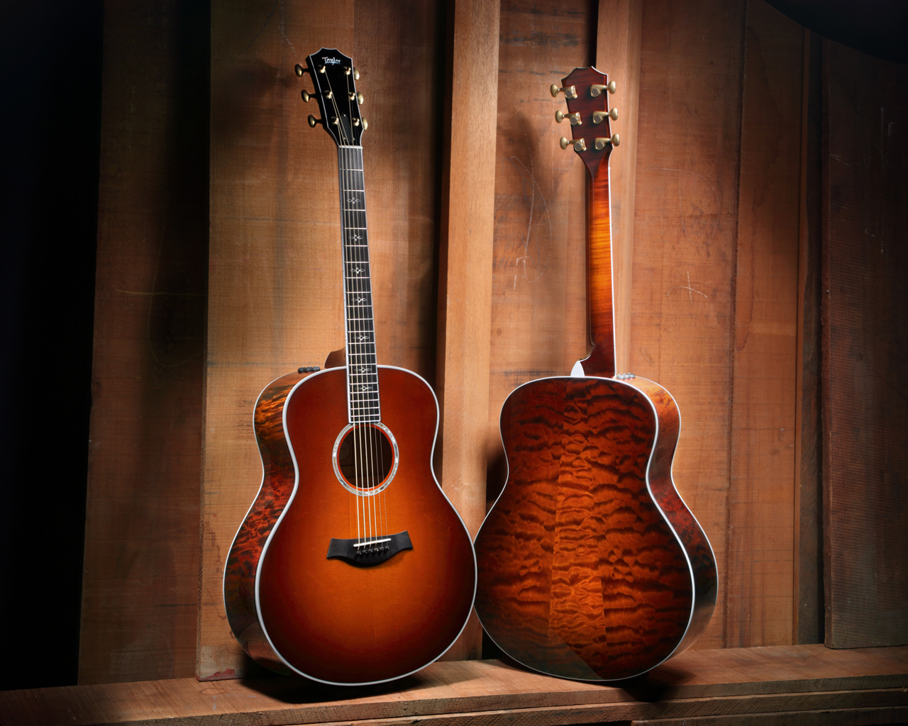 Taylor Guitars Taylor Guitars   Wallpapers 1280x1024
