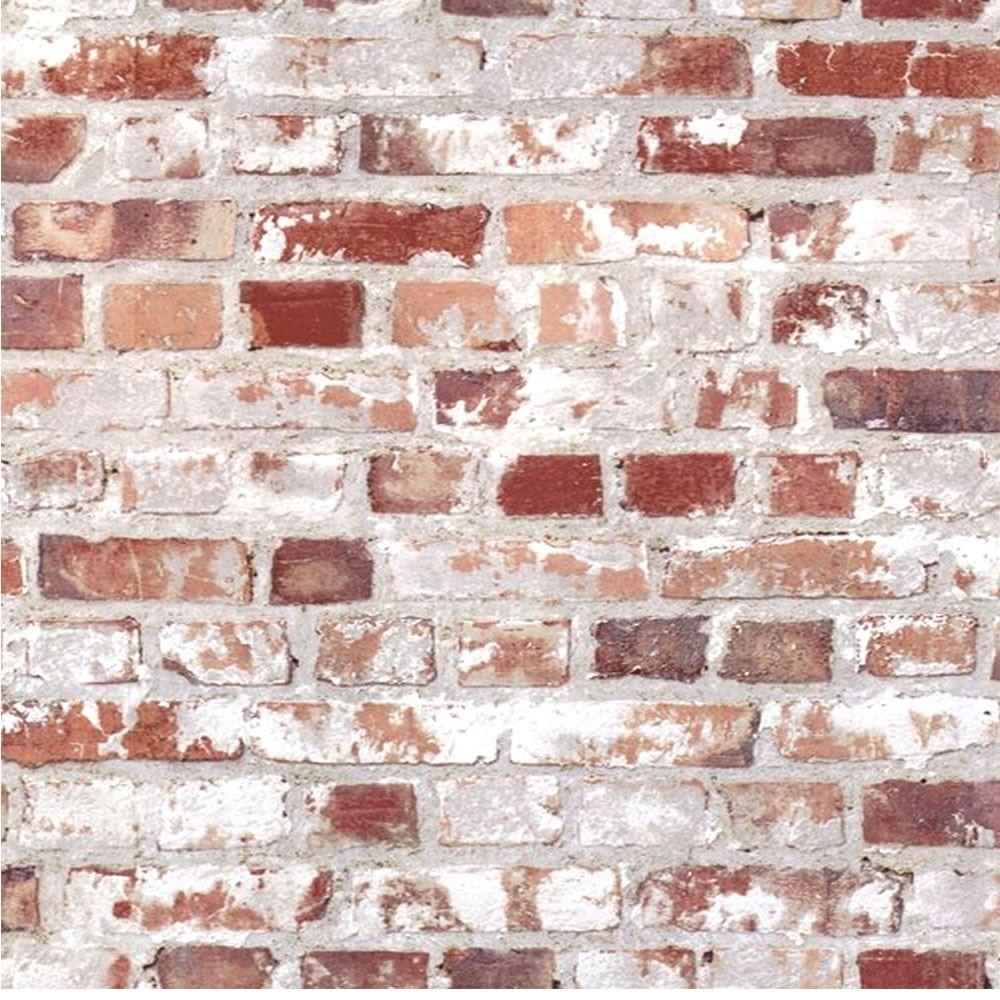 Multi Rustic Red 102538 Loft Brick Retro Muriva Wallpaper 1000x1000