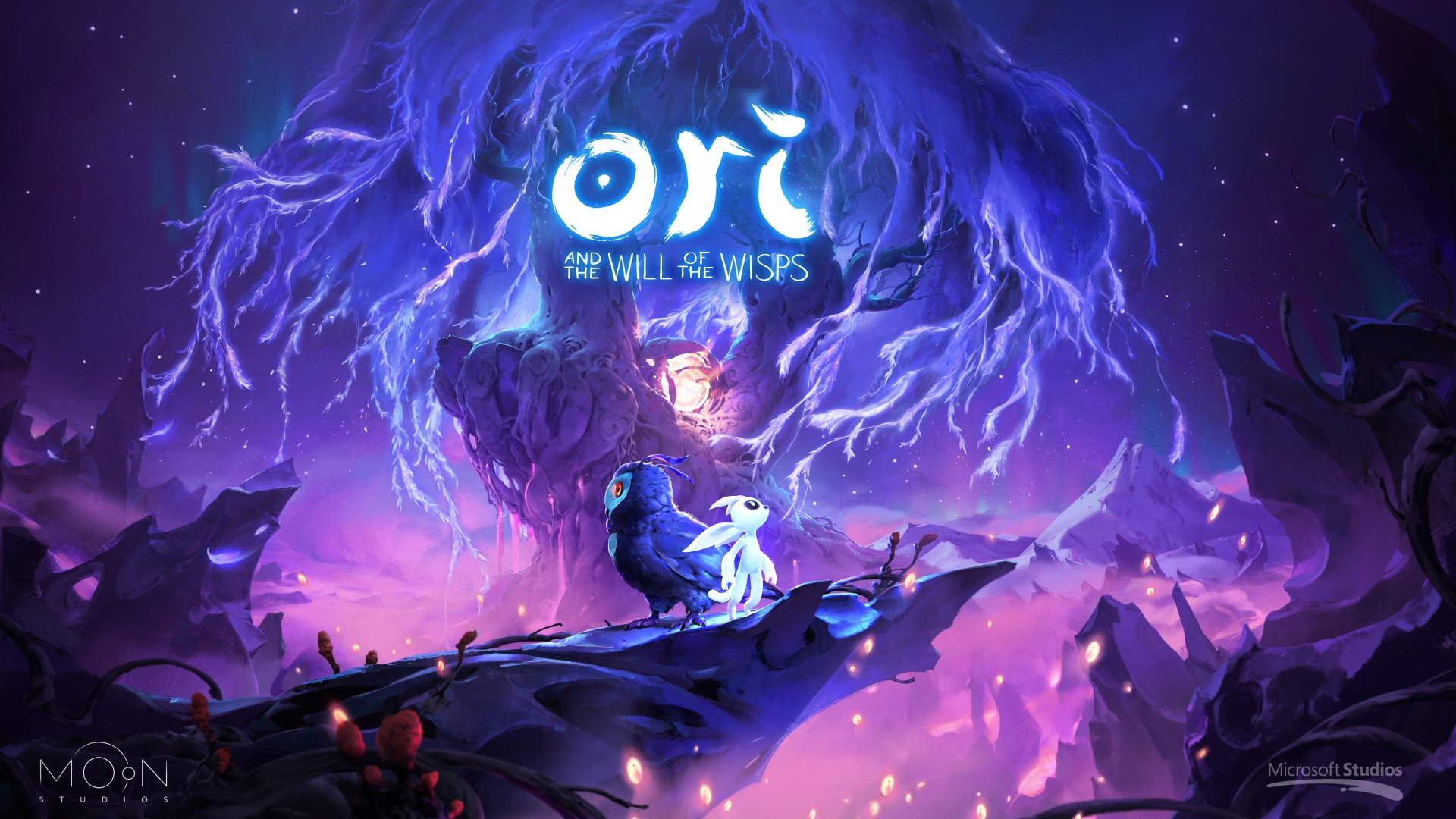 8 Ori and the Will of the Wisps HD Wallpapers Background Images 1920x1080
