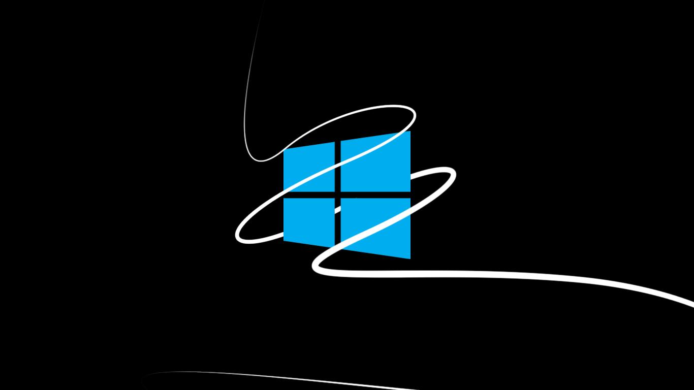 Windows 8 Streamlined Wallpaper By Dakirby309 Customization 1366x768