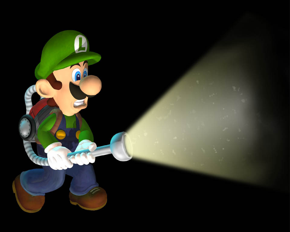 49 Luigi S Mansion Wallpaper On Wallpapersafari