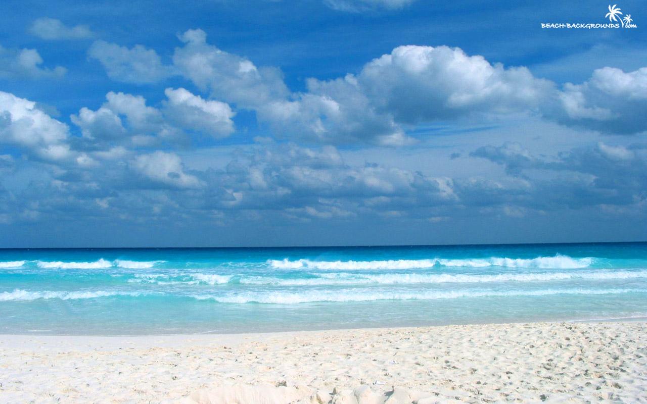 Caribbean Beach Desktop Hd Screensavers HD resolution desktop photo 1280x800
