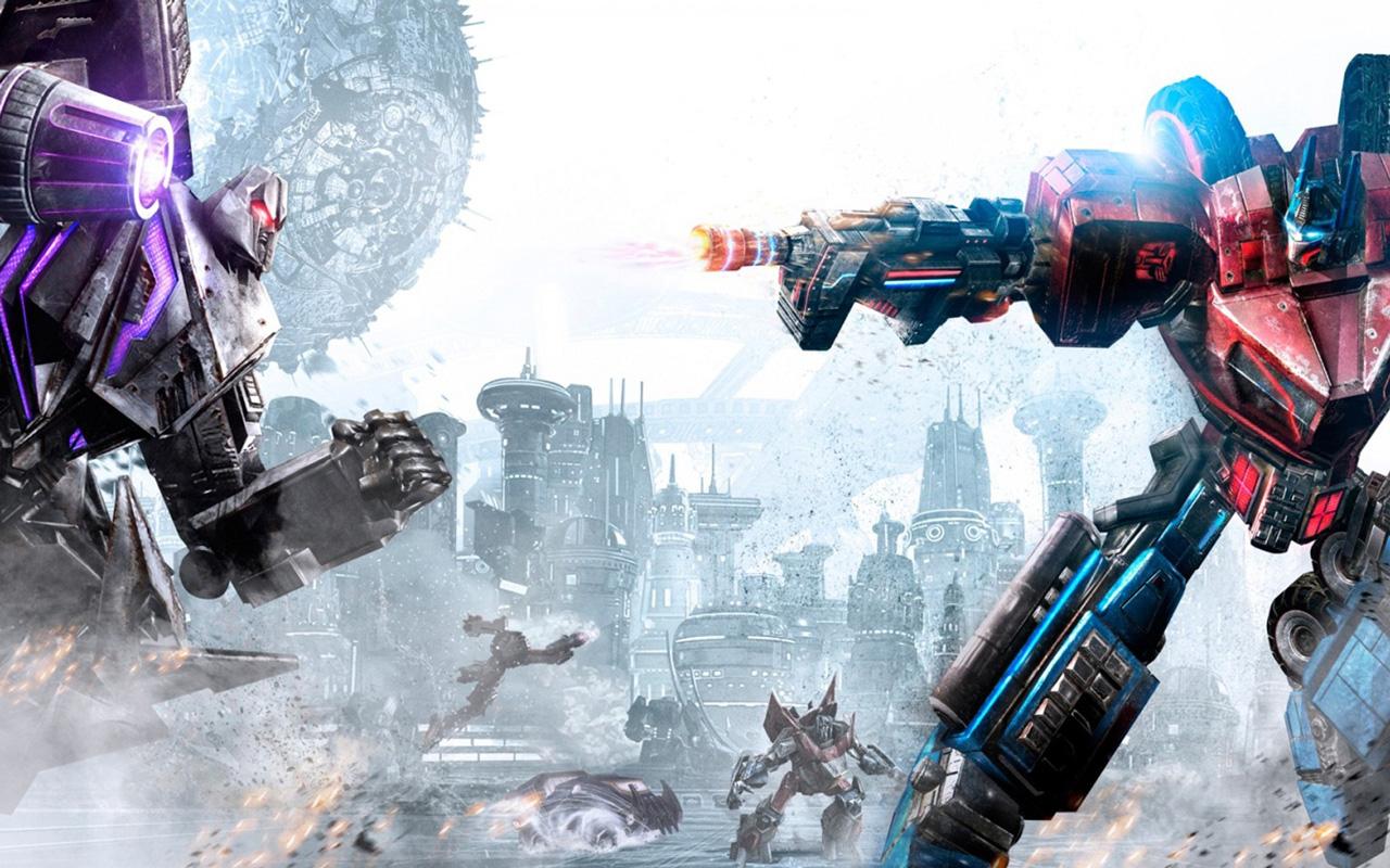 Transformers Fall of Cybertron Wallpaper in 1280x800 1280x800