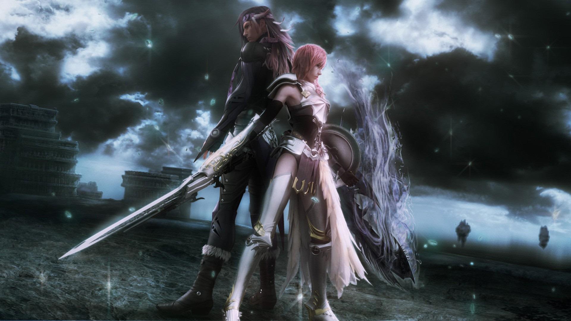 Download Final Fantasy Xiii 2 1920 X 1080 Hd Wallpaper 1920x1080