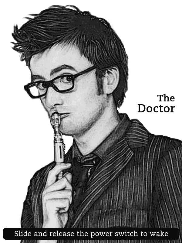The Tenth Doctor by Glorious Dawn 600x800