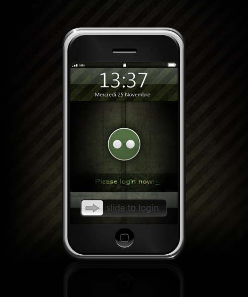 Free Download Iphone Halo Wallpaper Preview By Kaotiking