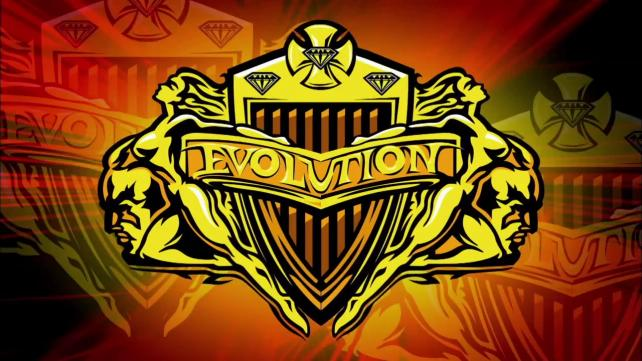 Randy Orton Legend Killer Logo WWE Evolution Wallpape...