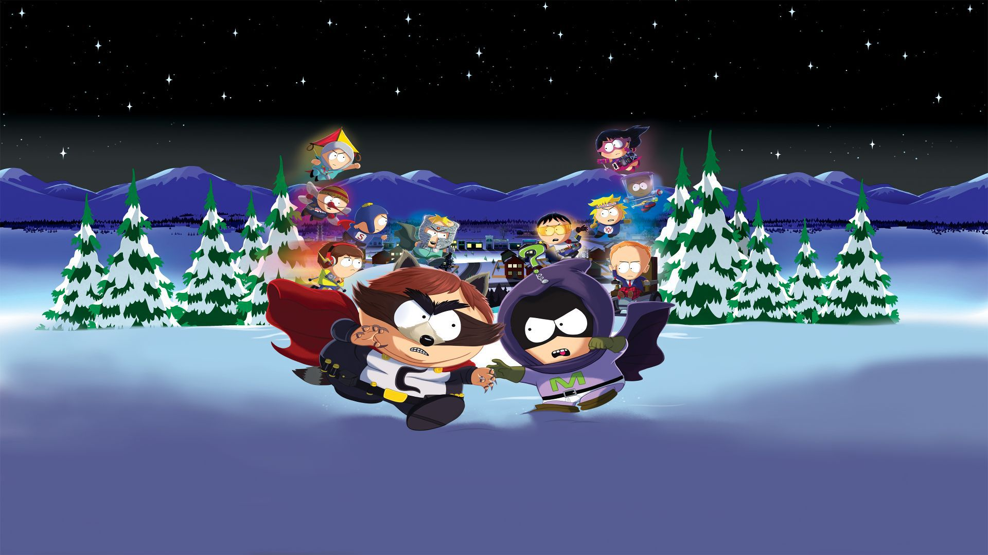 South Park The Fractured But Whole HD Wallpaper 15   1920 X 1080 1920x1080