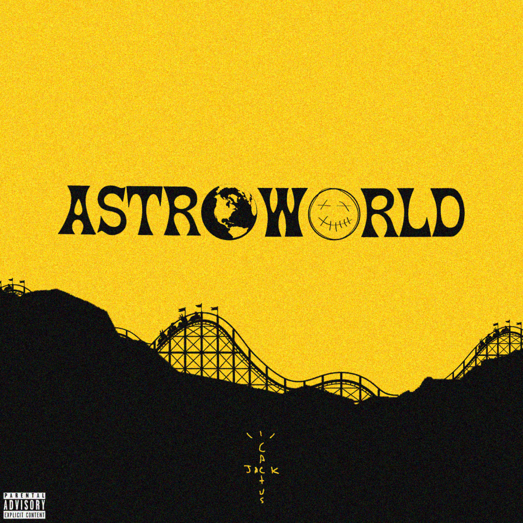 Astroworld Travis Scott Hd Images Wallpaper Download   Yellow 1024x1024