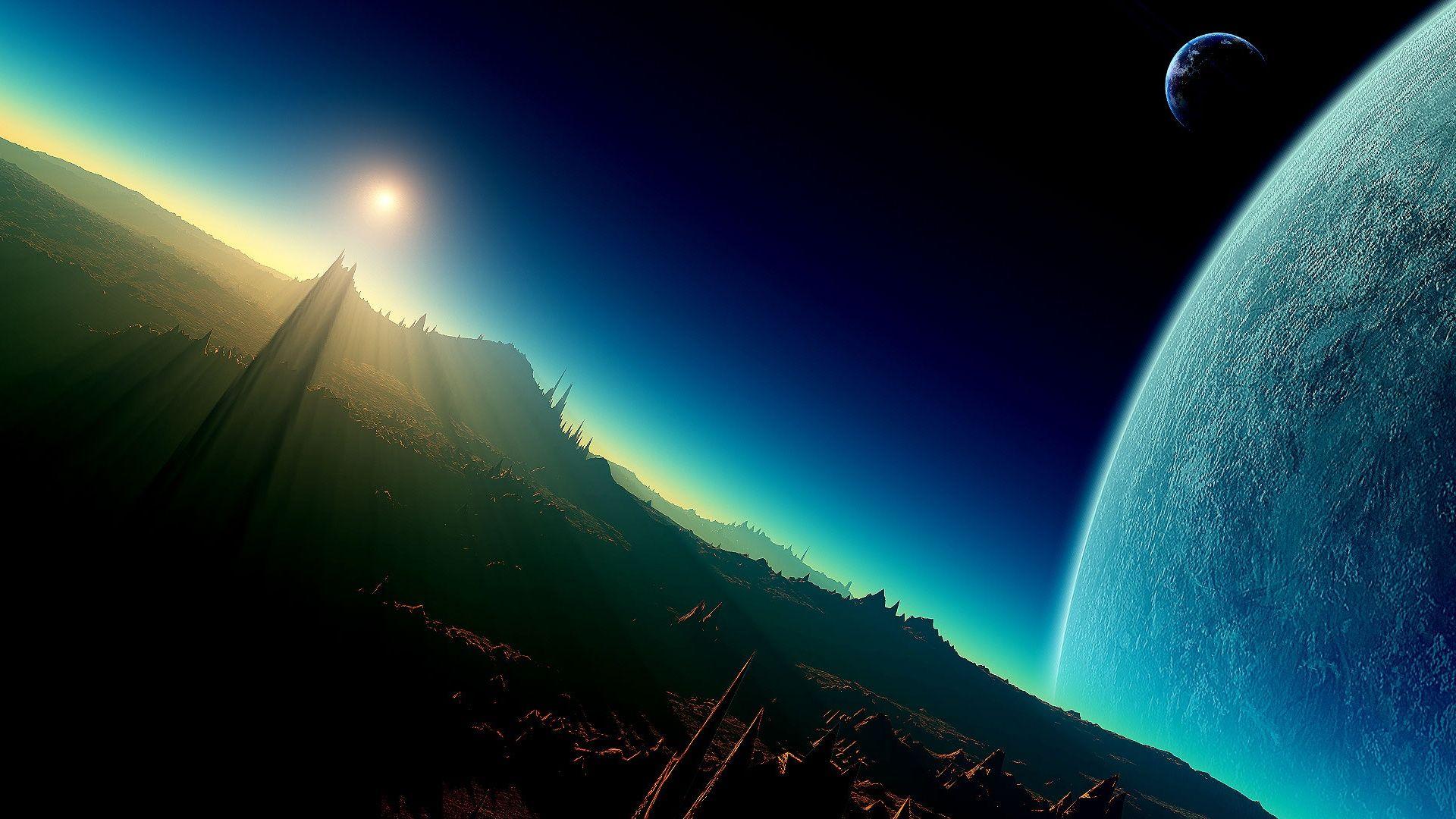 Sci Fi 1080p Background Picture Image 1920x1080