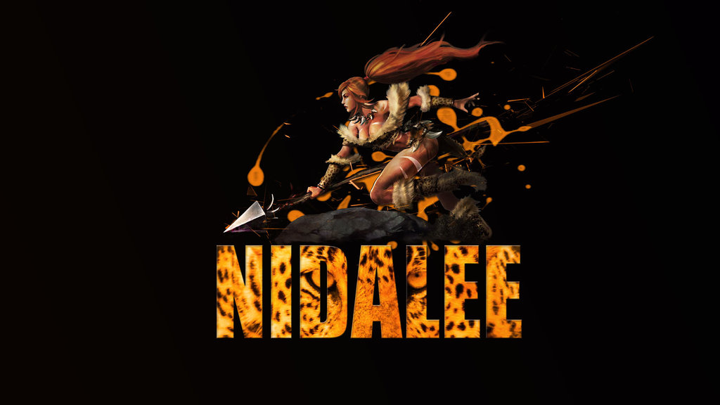 Nidalee Wallpaper by SoVeryAwkward 1024x576