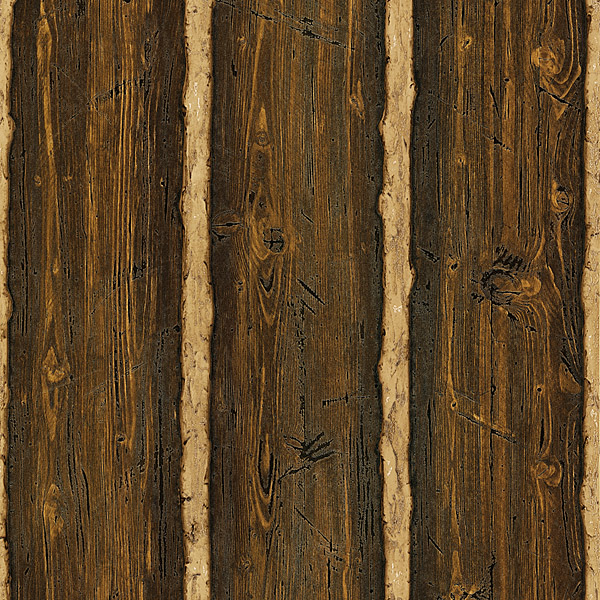 Inspired Log Cabin Interiors Brewster Wallcovering Blog 600x600