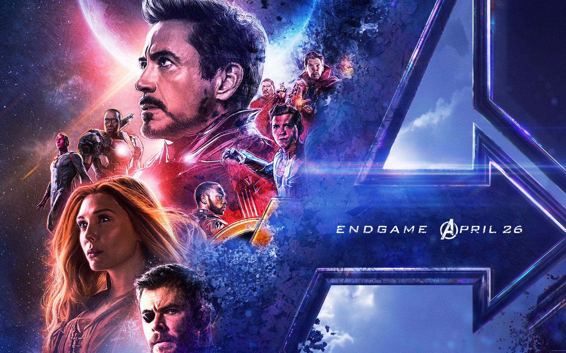 Avengers Endgame 2019 Desktop Wallpapers HD 1920x1200