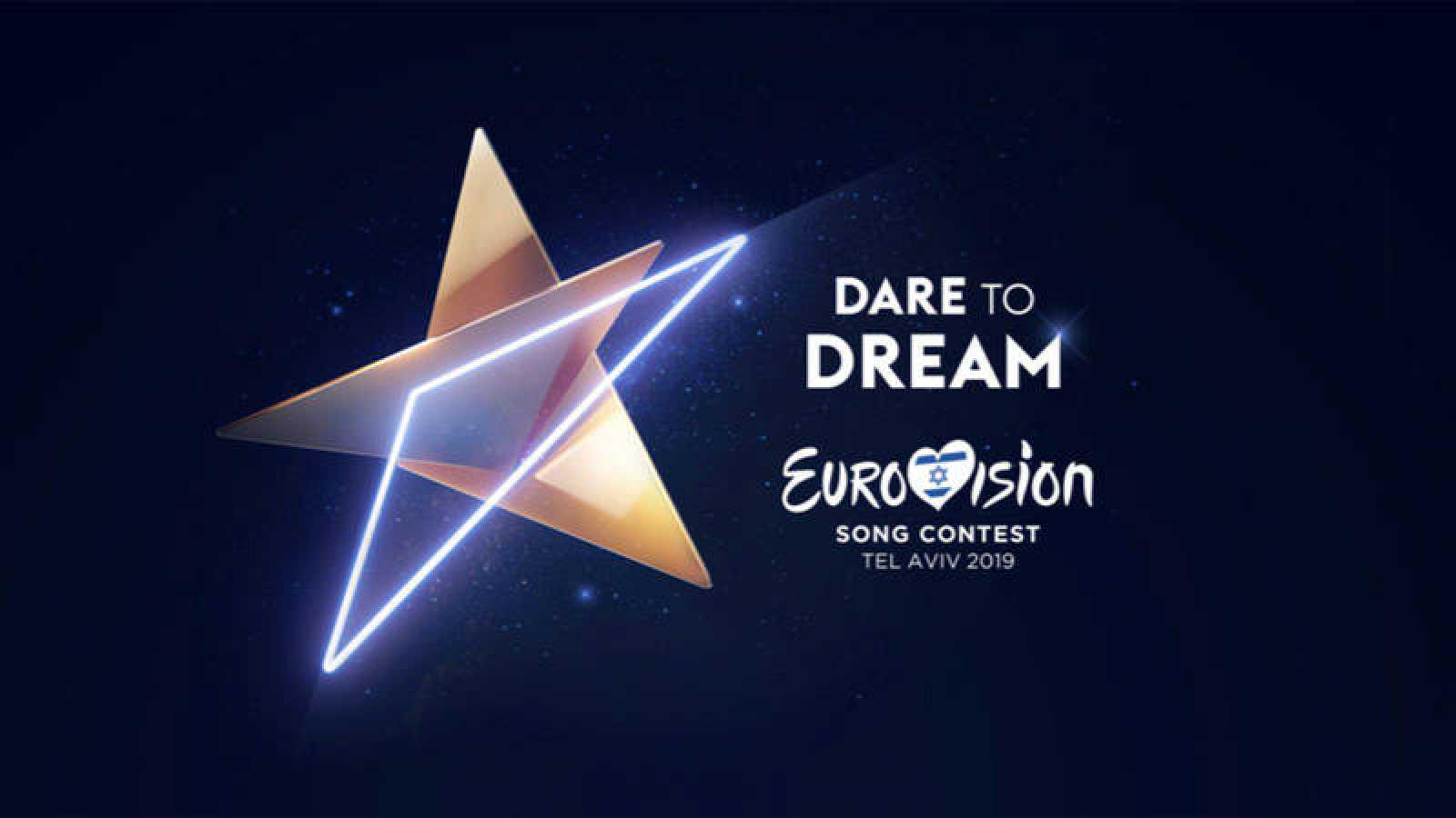 As es el logo de Eurovisin 2019 1600x900