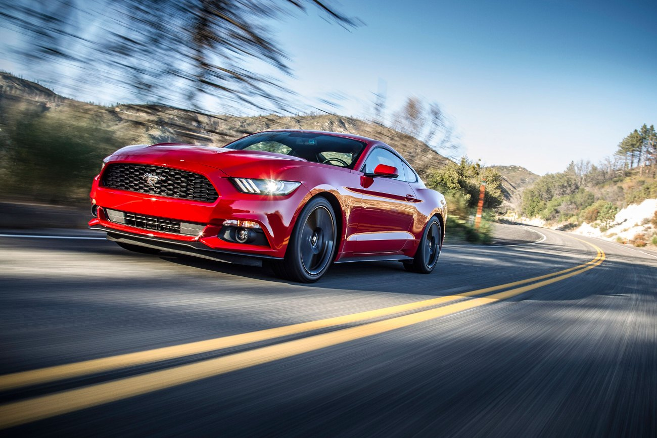 2015 Ford Mustang Iphone Wallpaper Car Specs 2016 1300x867