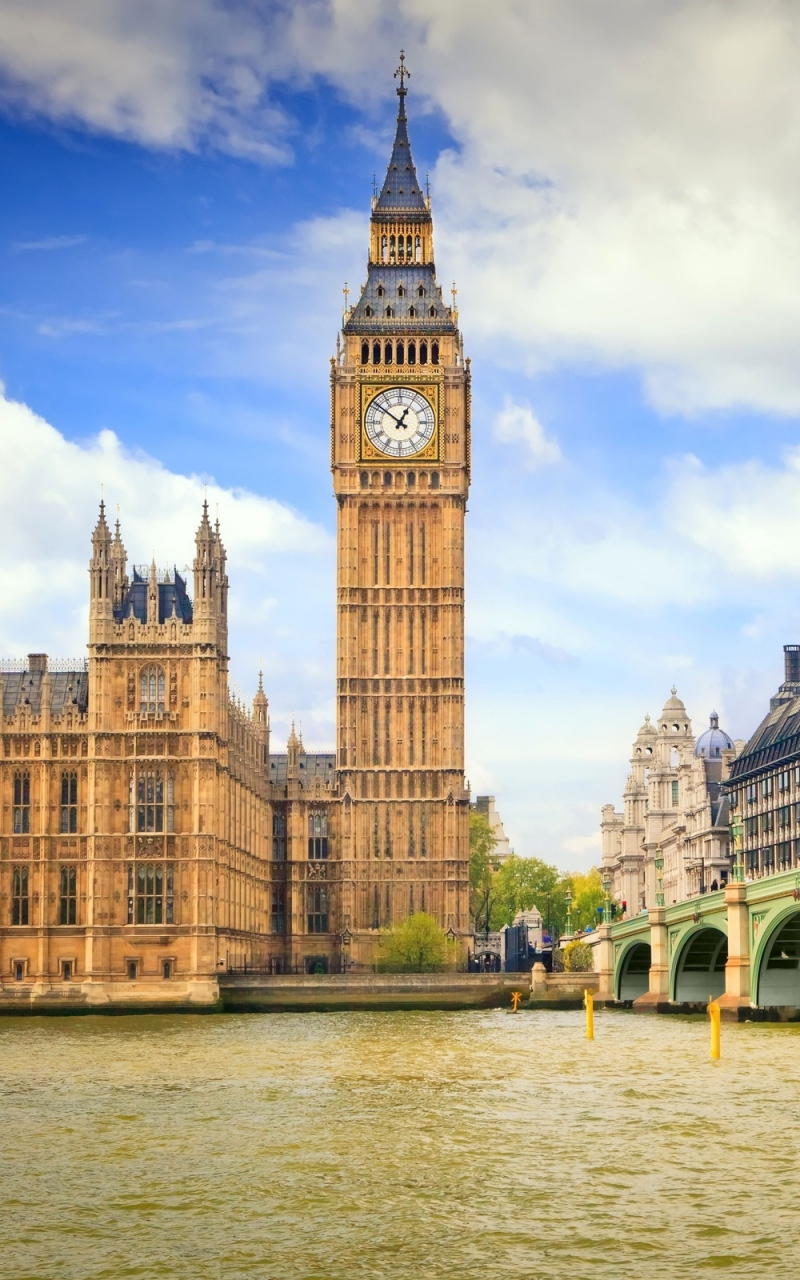 Big Ben London England Wallpaper