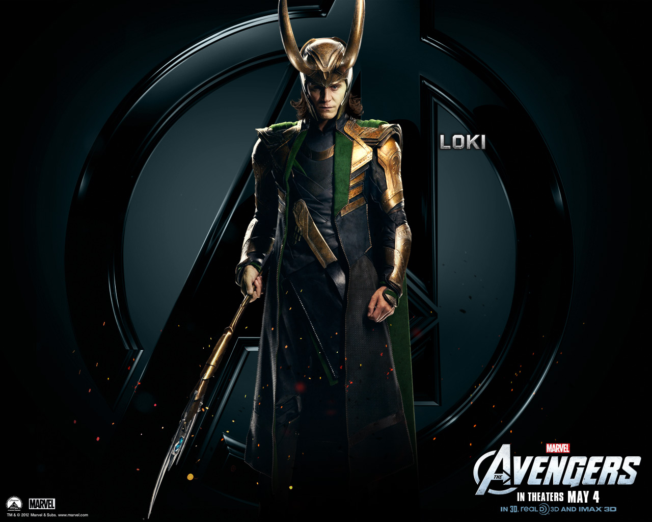Tom Hiddleston Wallpaper   Tom Hiddleston Wallpaper 31487794 1280x1024