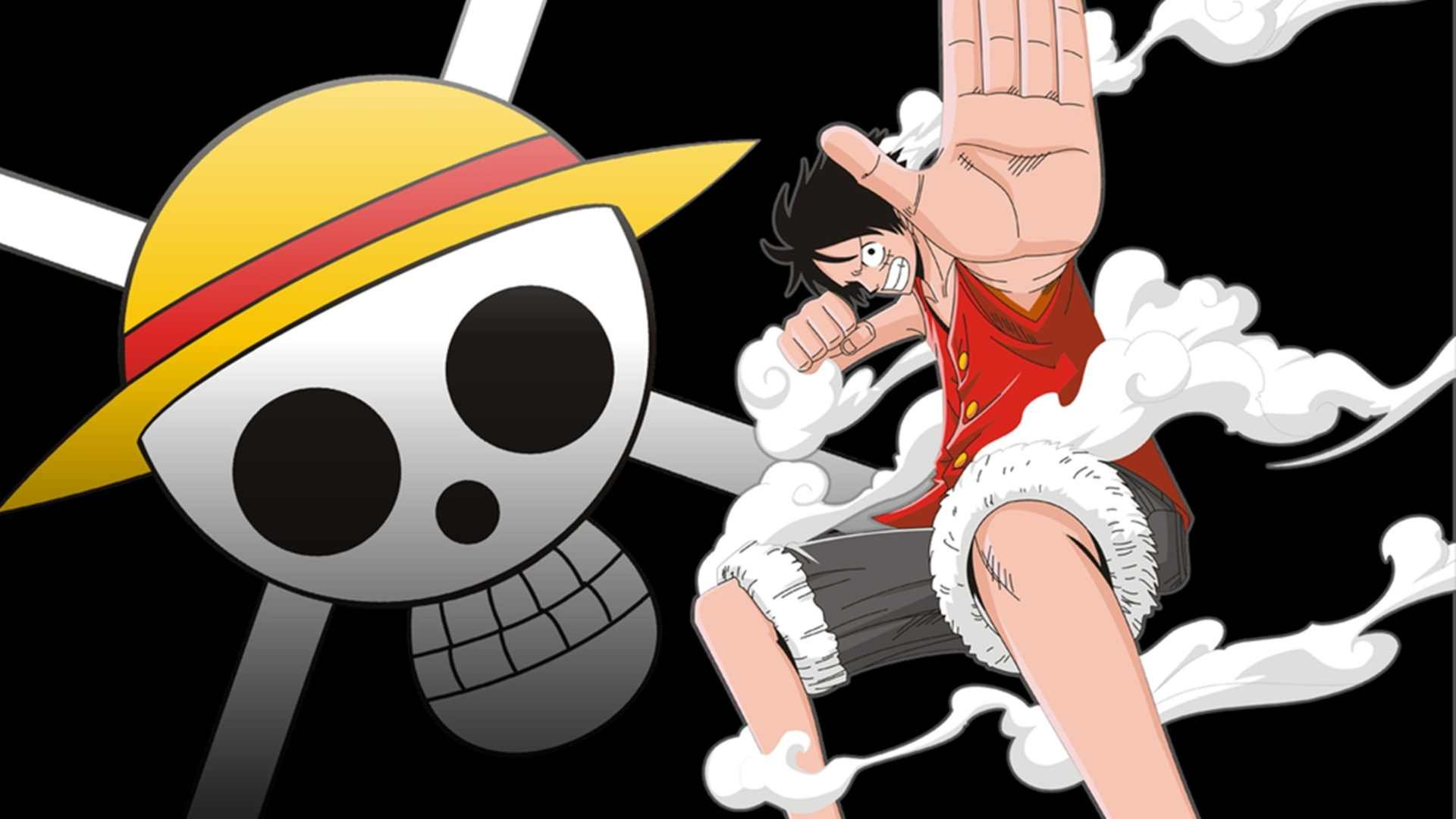 One Piece Jolly Roger 1920x1080