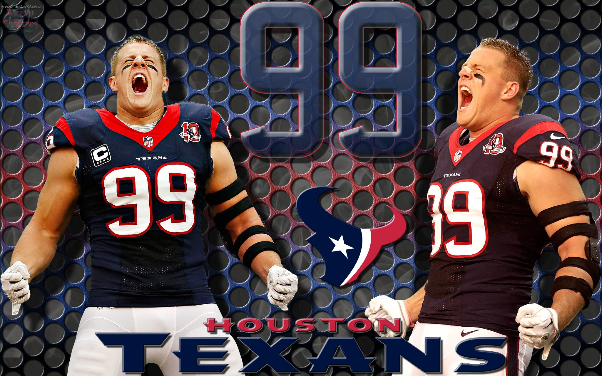 Wallpapers By Wicked Shadows JJ Watt 2012 Wicked Wallpaper 2048x1280