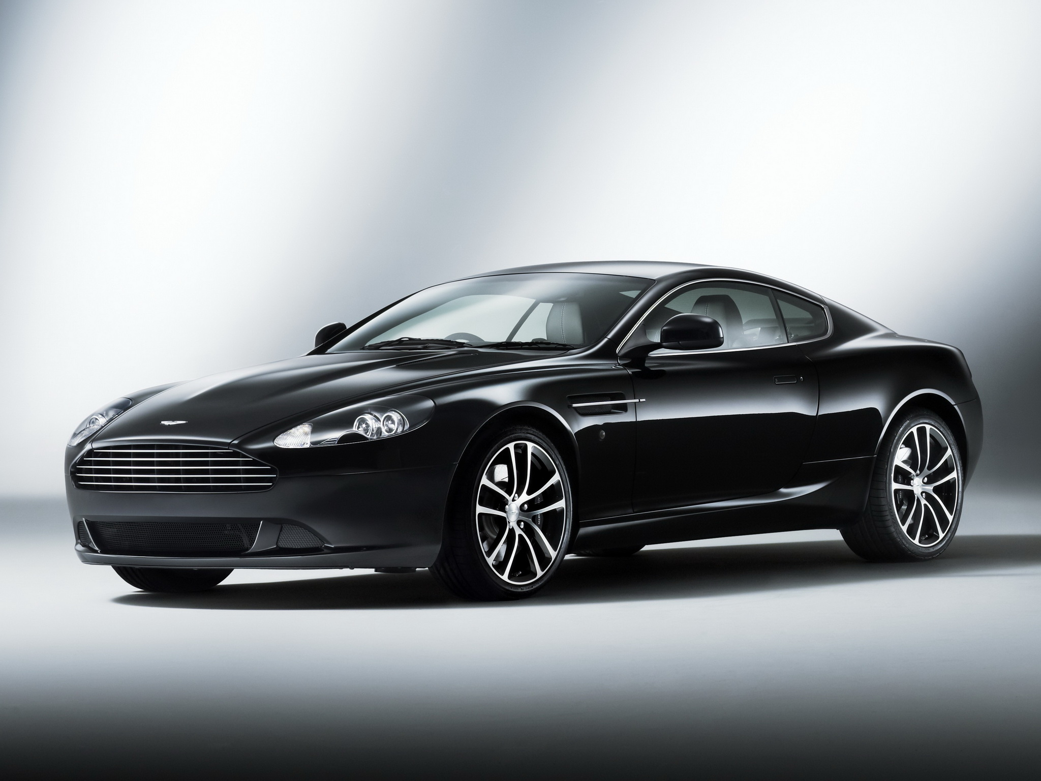 Aston Martin DB9 Carbon Black Wallpapers Car wallpapers HD 2048x1536