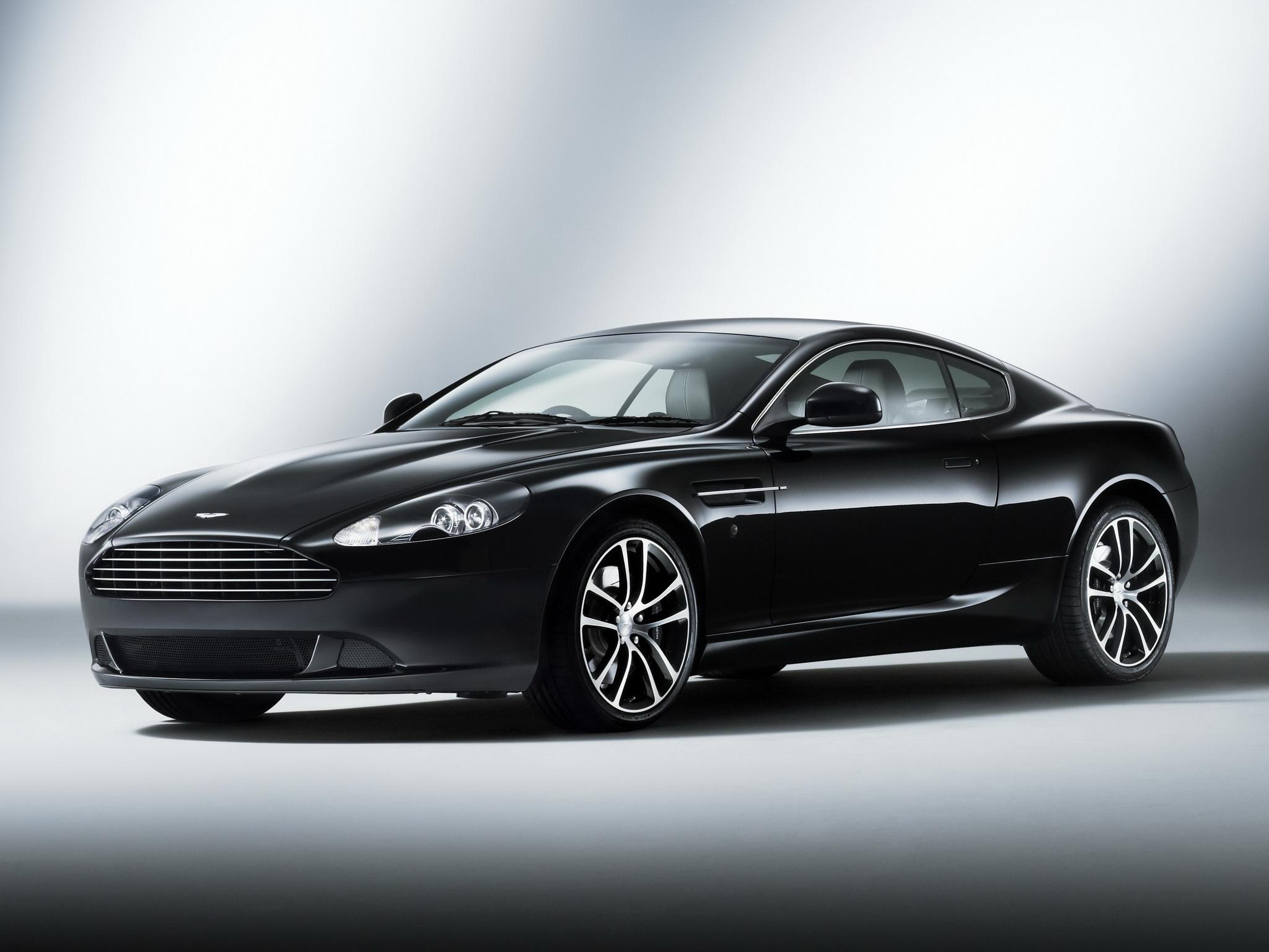 Aston Martin DB9 Carbon Black Wallpapers Car wallpapers HD 2048x1536