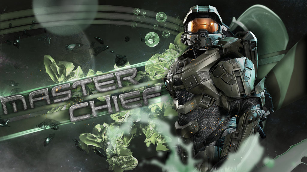 <b>Master Chief</b> Background
