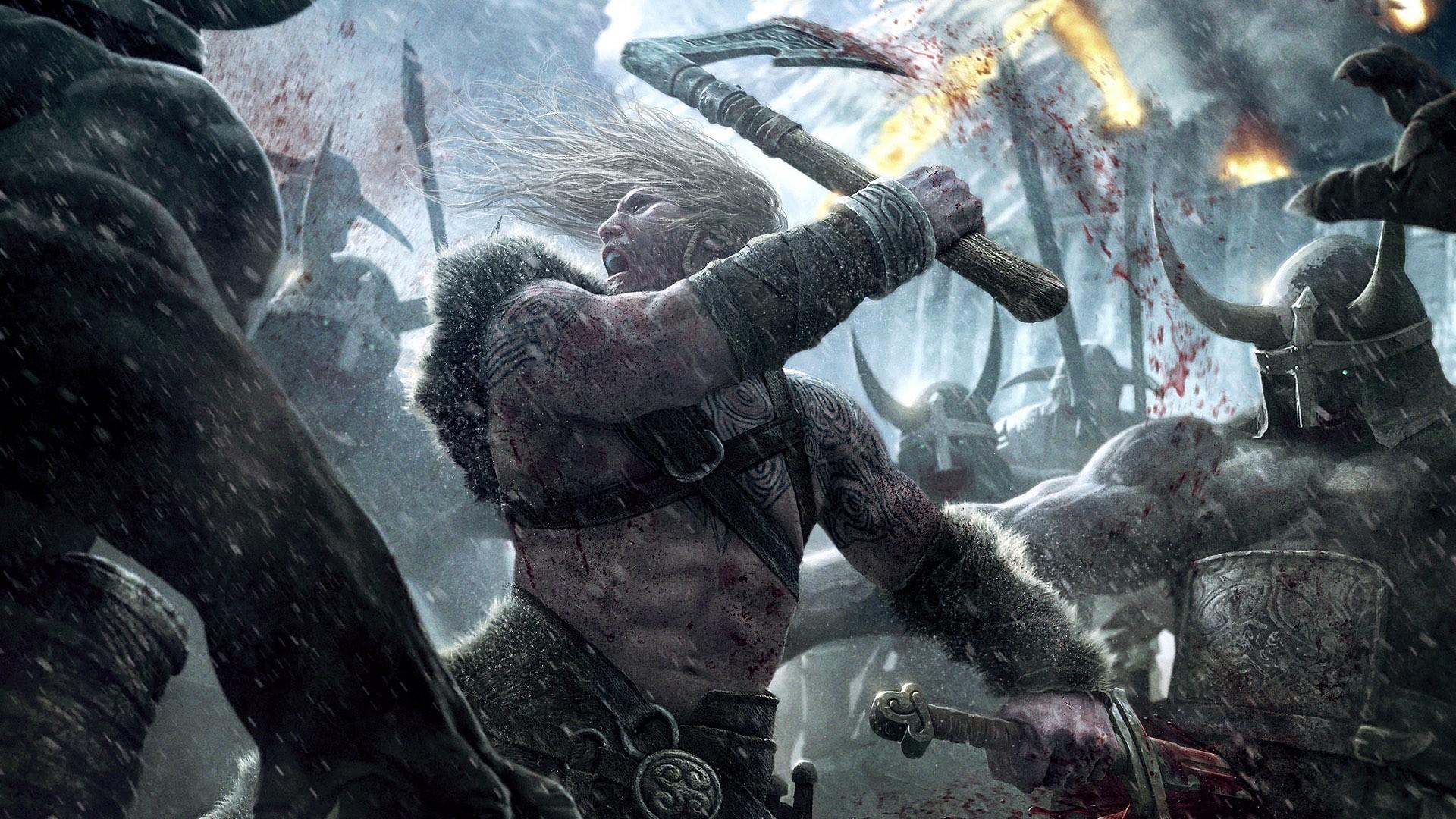 Viking Battle for Asgard wallpaper 9368 1920x1080