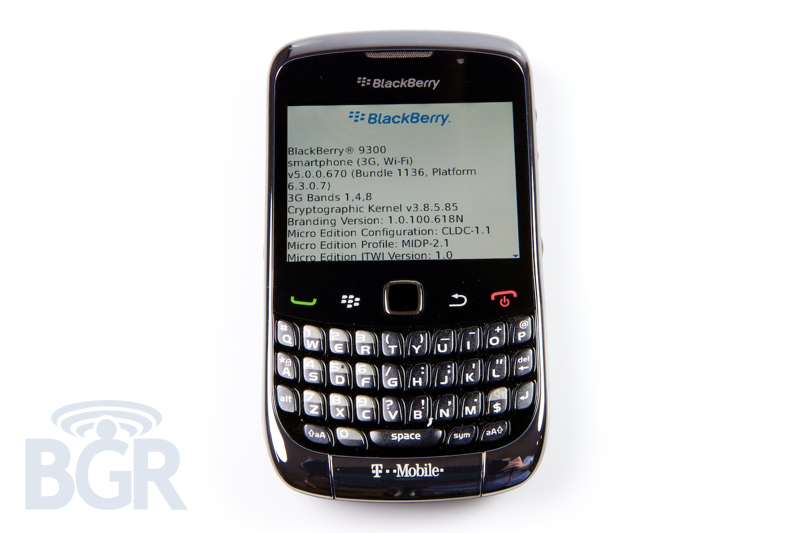 Free Live Wallpapers for Blackberry