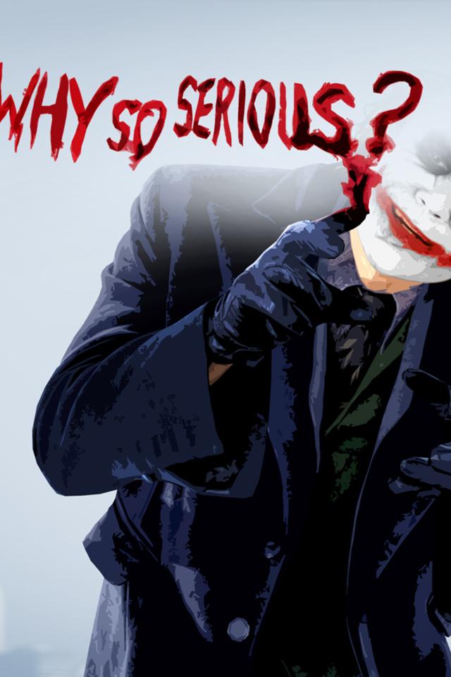 Cool Joker Iphone Wallpapers My 5 Wallpaper Hd Pictures 640x960