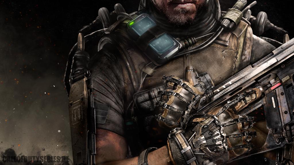 1024x576px Call Of Duty Advanced Warfare Wallpaper Wallpapersafari
