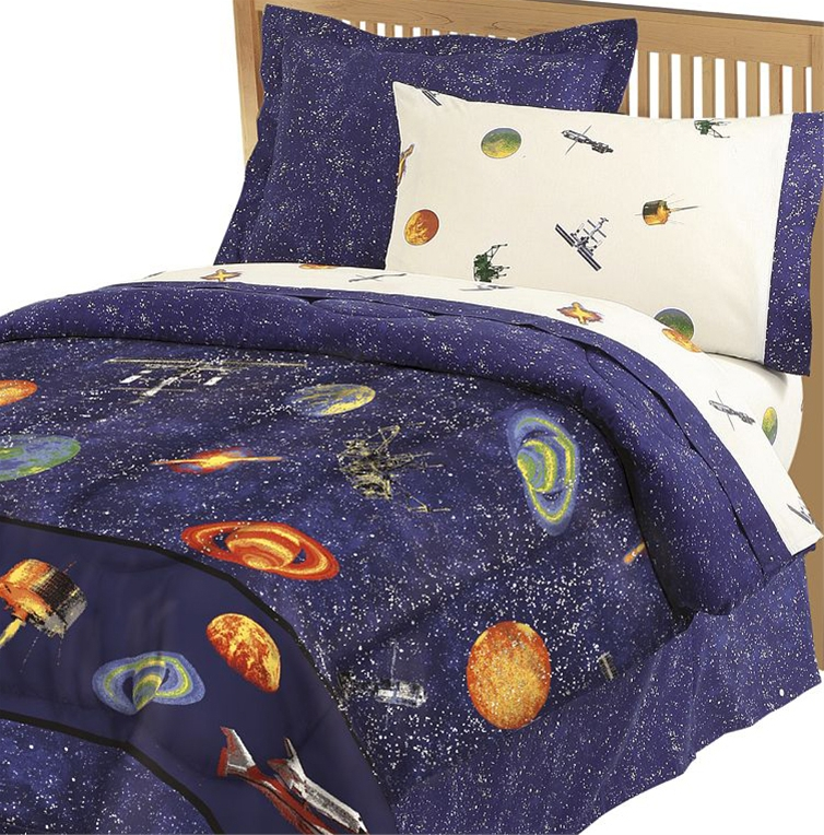 Free Download Outer Space Theme Bedroom Decorating Ideas