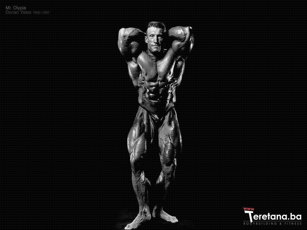 Dorian Yates Wallpaper - WallpaperSafari