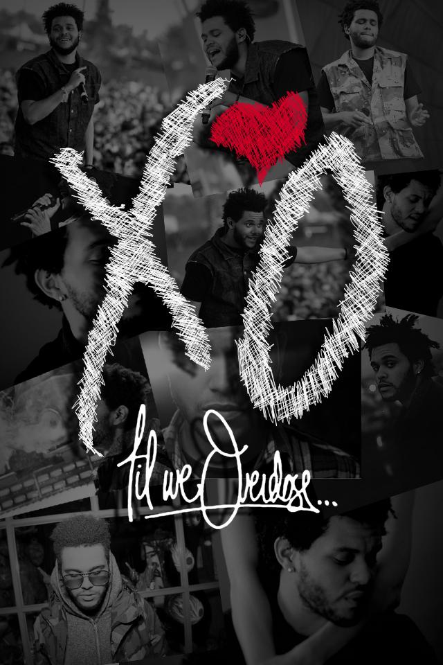The Weeknd Xo Til We Overdose The Weeknd XO Wallpape...