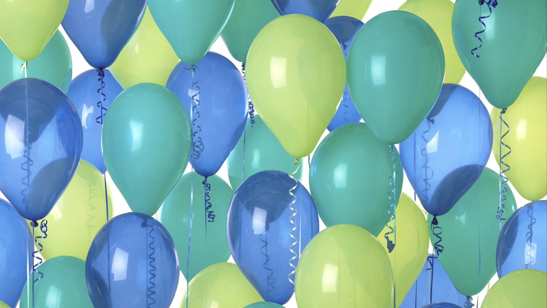 Birthday Balloons wallpaper   737291 1920x1080
