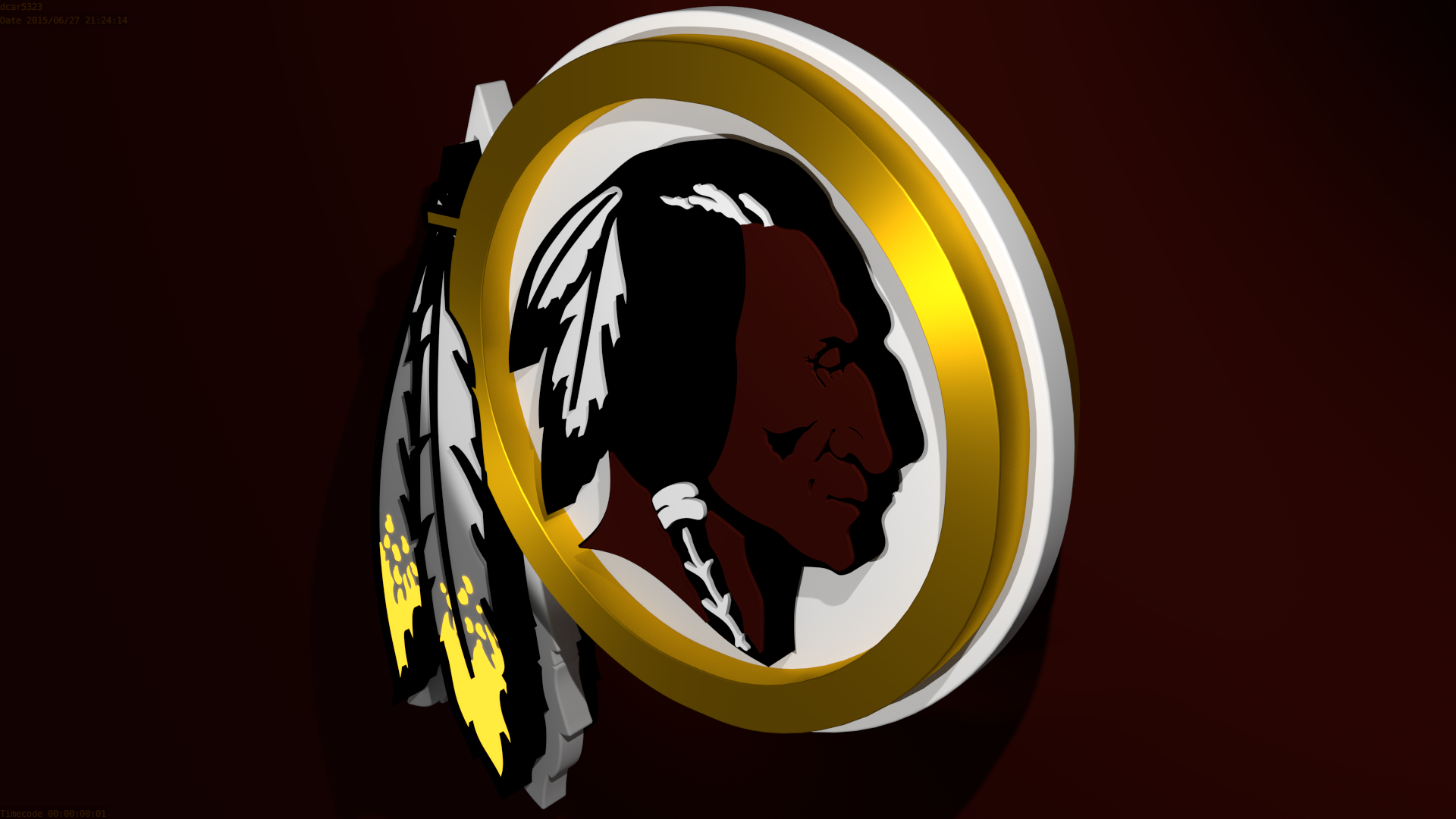 Redskins Wallpaper HD 1920x1080