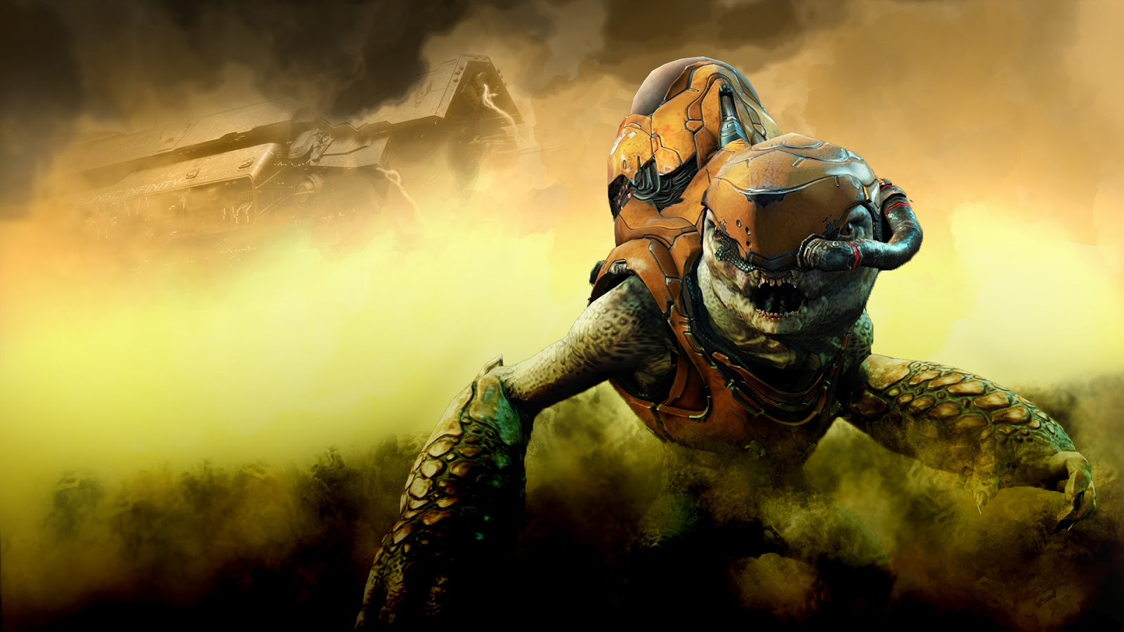Cool Halo 4 Wallpapers 1600x900