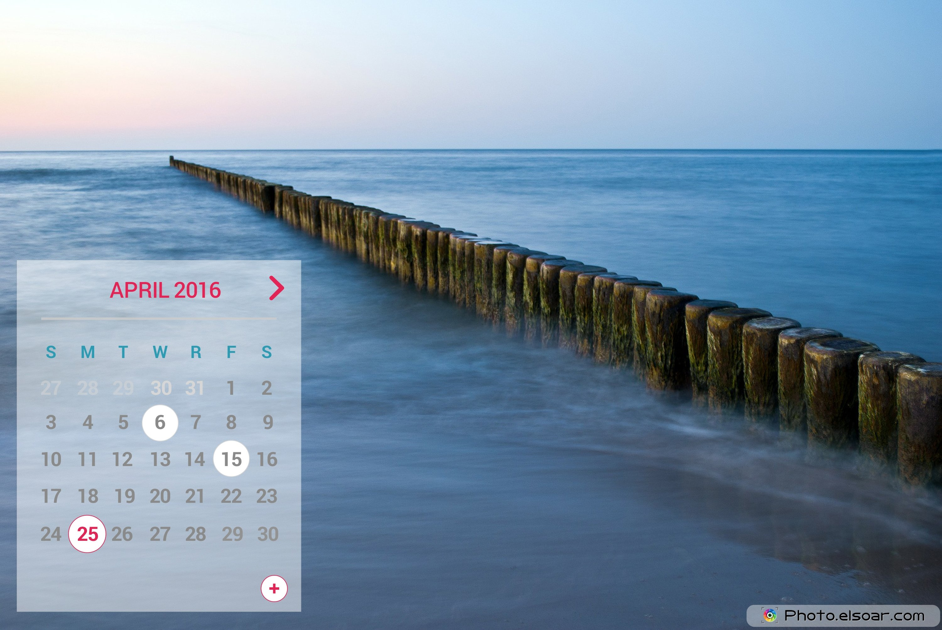 Calendar April 2016 A Fantastic Background Calendars for April 2016 3000x2006