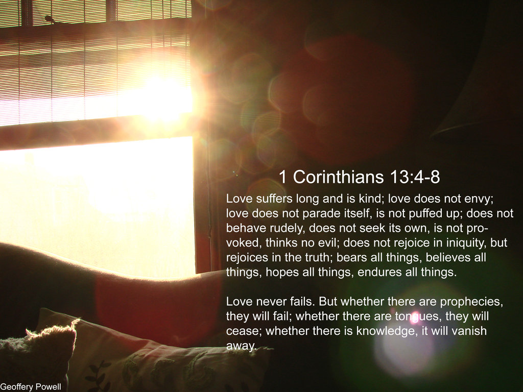 background to i corinthians essay Explores the background to paul's letters to the corinthians, examines the   generally, we think of love as the summary of the whole law of god, or as the.
