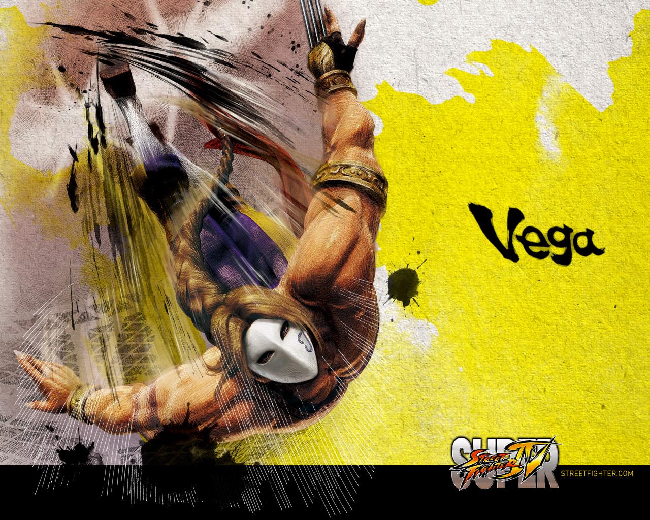 Free Download Thread Vega Super Street Fighter Iv Wallpaper Vega
