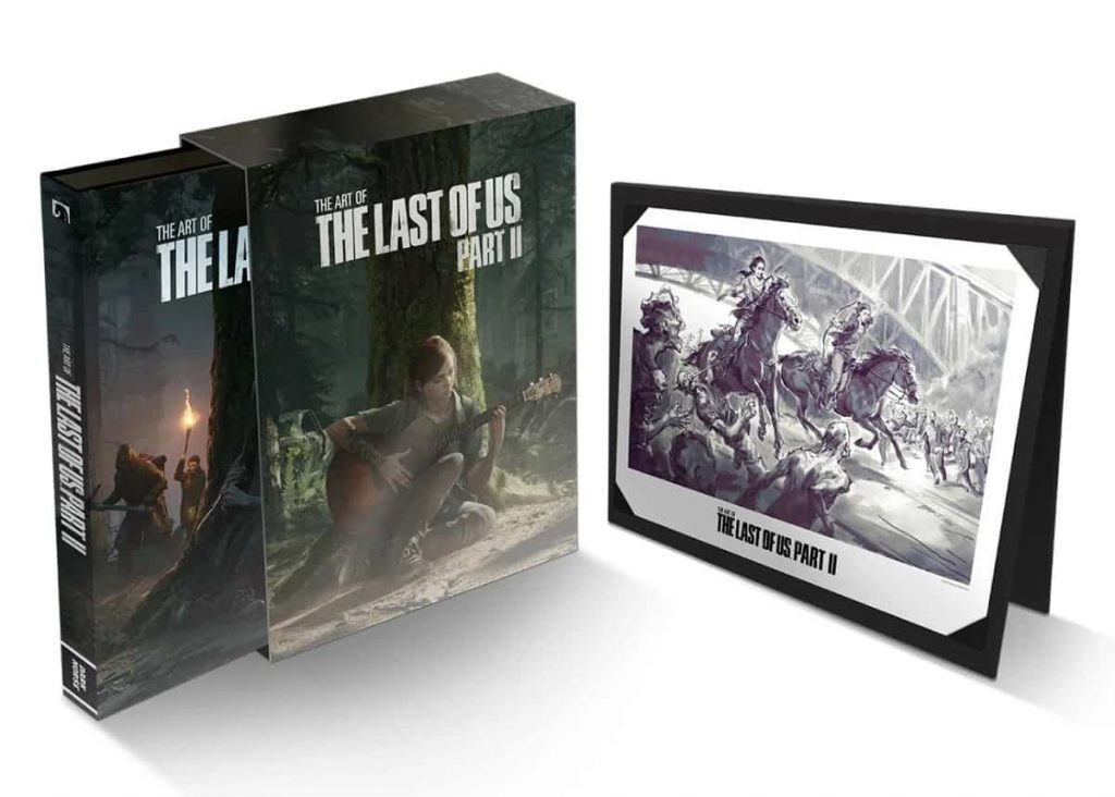 The Art Of The Last Of Us Part 2 Deluxe Edition Unveiled 1024x732