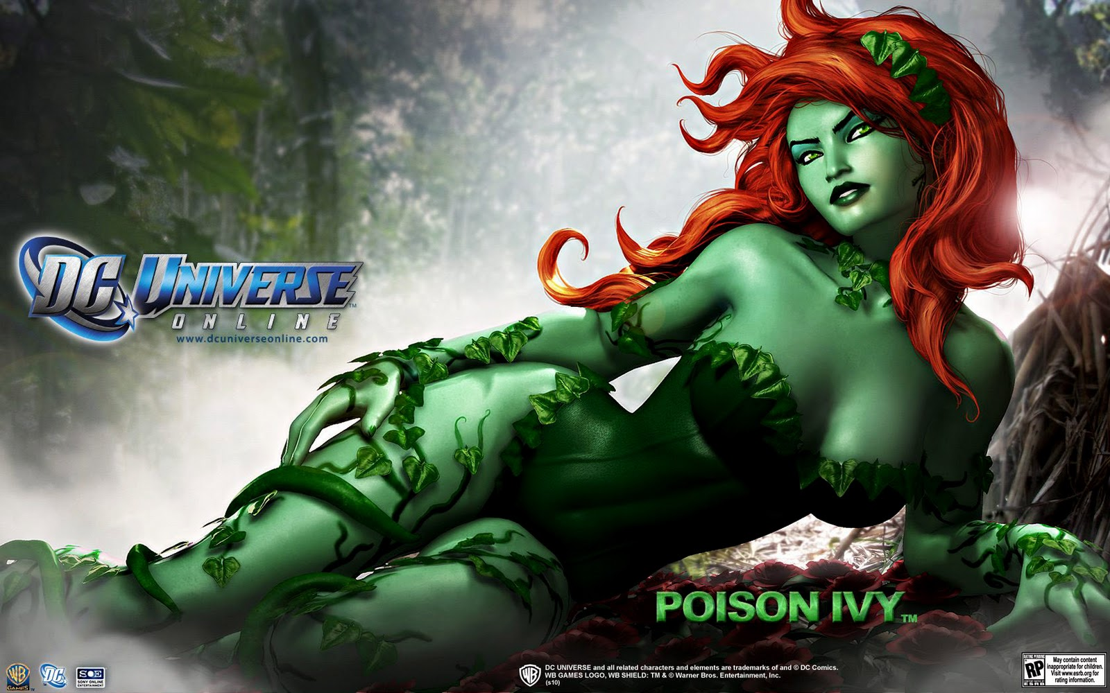 DC Universe Online Game Super Heroes HD Wallpaper   wallpapers 1600x1000