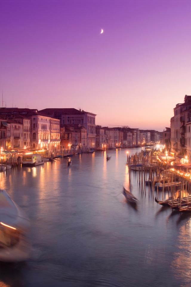 Beauty of Venice Italy Desktop wallpapers 640x960 640x960