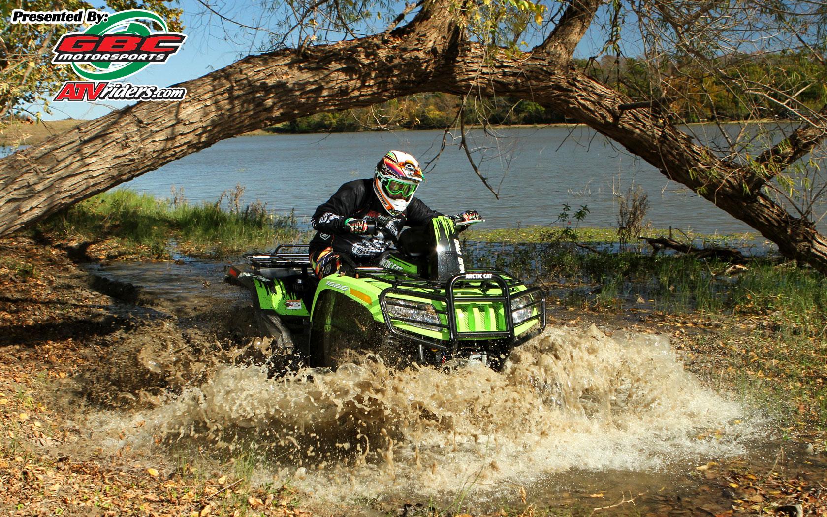 2011 Arctic Cat Mud Pro 1000 4x4 Utility ATV   Wednesday Wallpapers 1680x1050