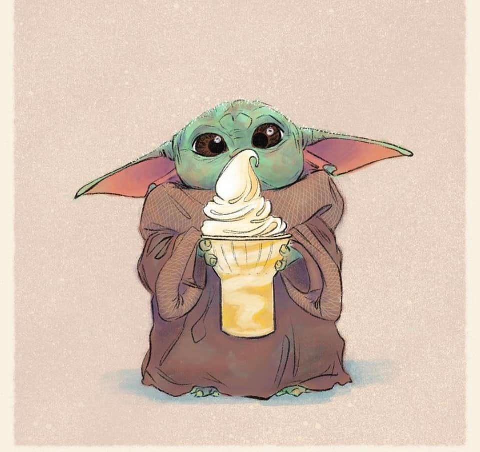 41 Baby Yoda Valentine Wallpapers On Wallpapersafari