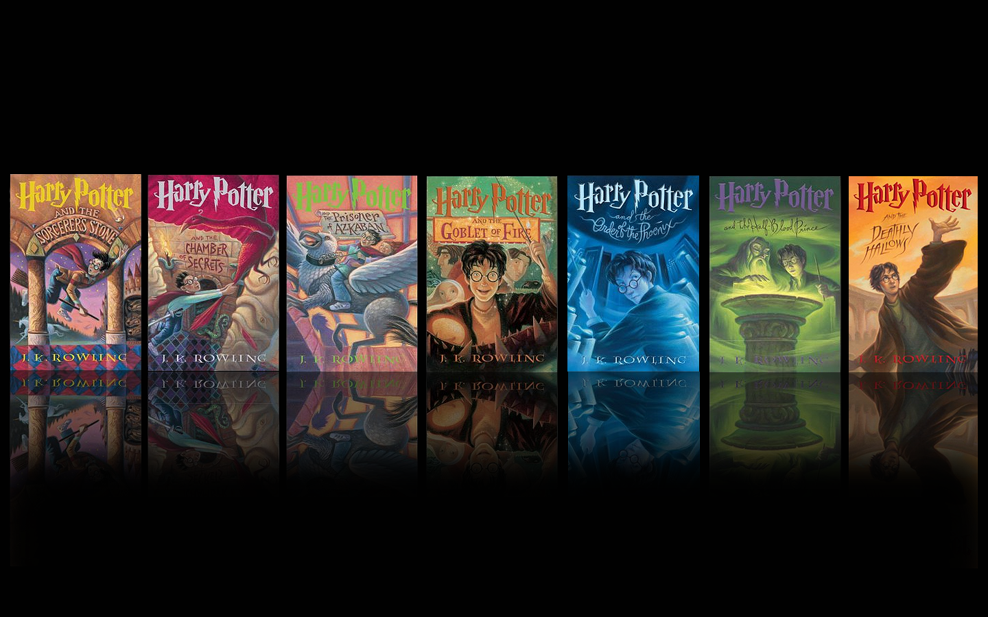 harry potter books and the chamber of secrets HD Wallpaper 1440x900