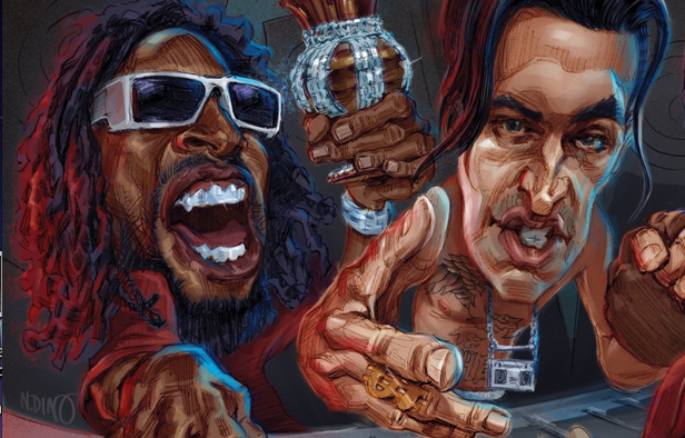 Yelawolf images Yelawolf nd Lil Jon wallpaper and 616x394