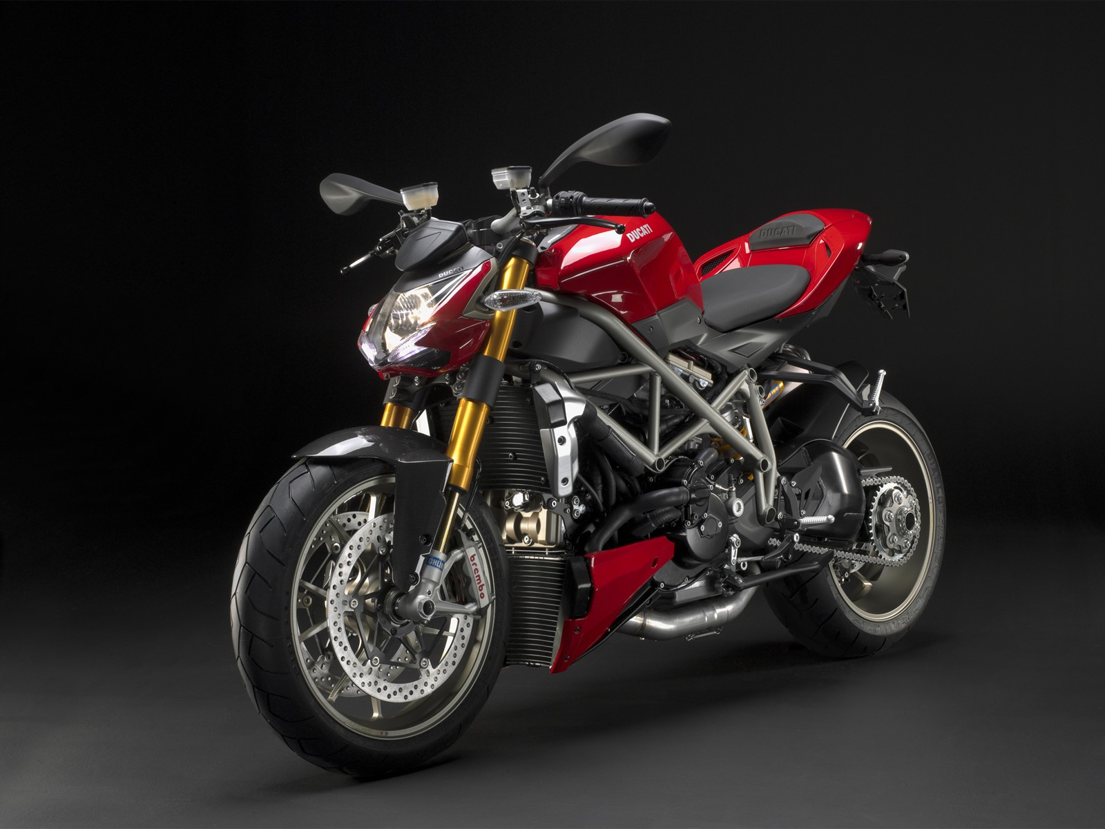 Ducati Streetfighter Wallpapers HD Wallpapers 1600x1200